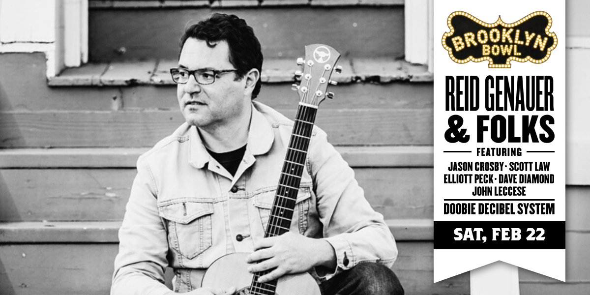 More Info for CONTEST! Win a Pair of Tickets to Reid Genauer & Folks!