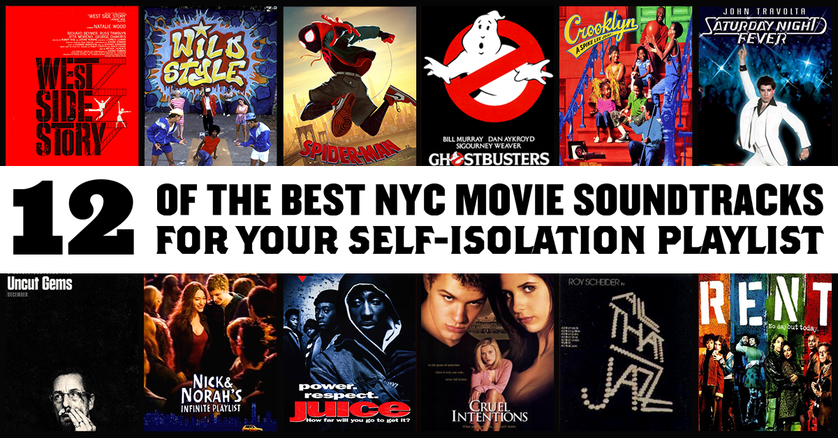 More Info for 12 of the Best NYC Movie Soundtracks for Your Self-Isolation Playlist